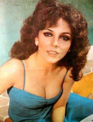 Foto de Verónica Castro cuando inició como actriz