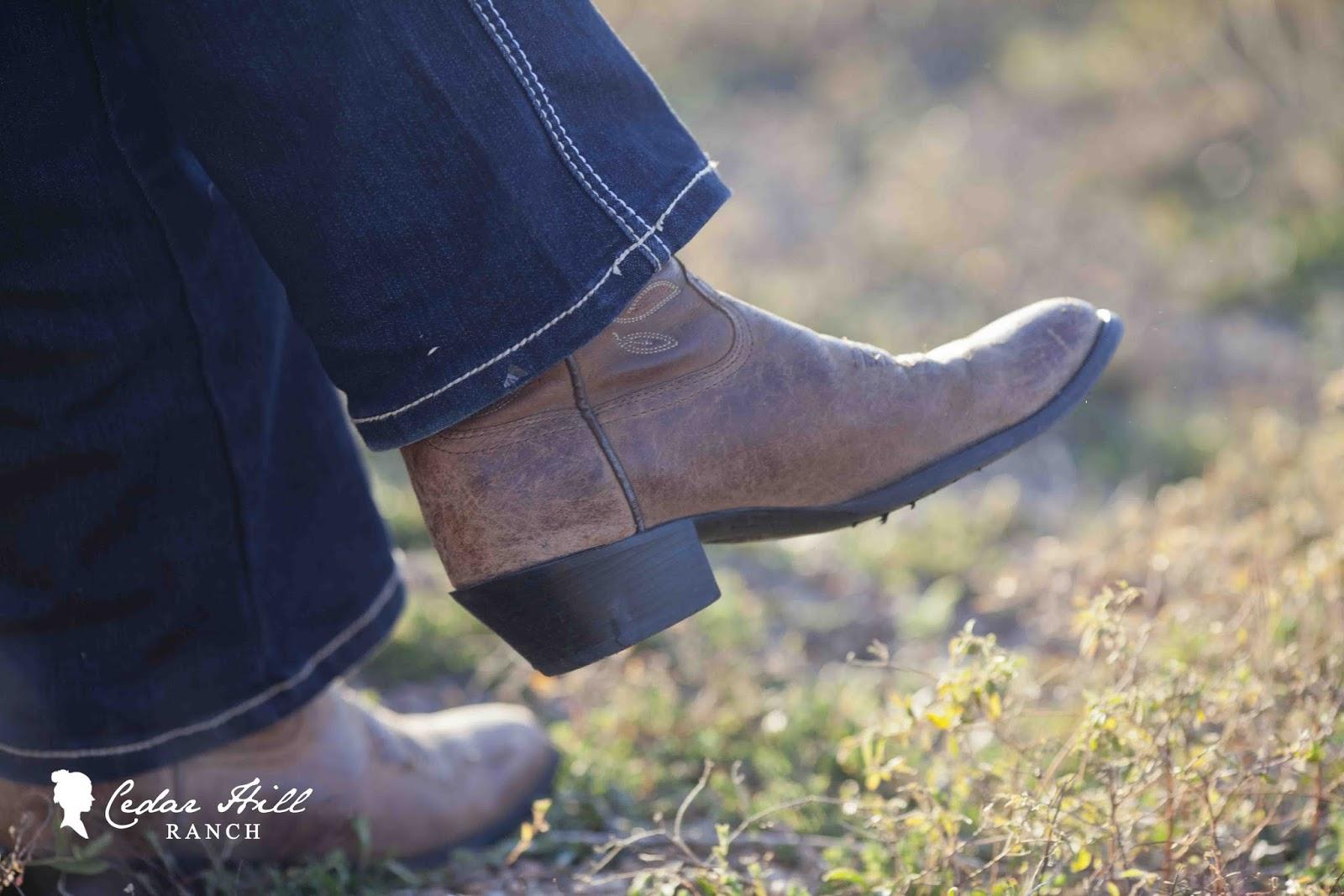 7c93b5a45e1 These Boots Were Made for Walking - Cedar Hill Farmhouse