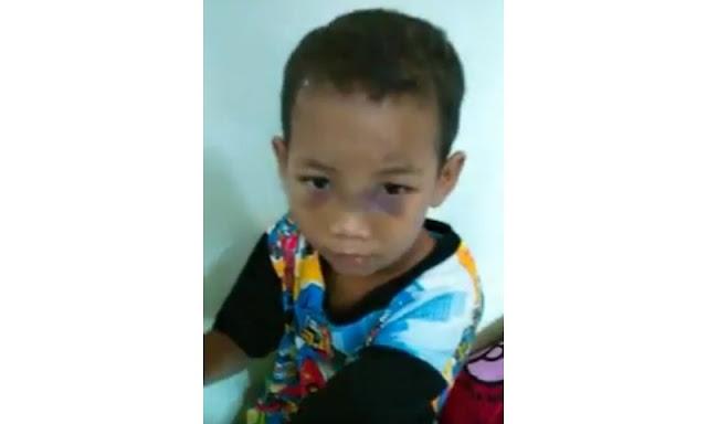 Bocah Korban Tsunami: Pengen Ditengok Pak Prabowo