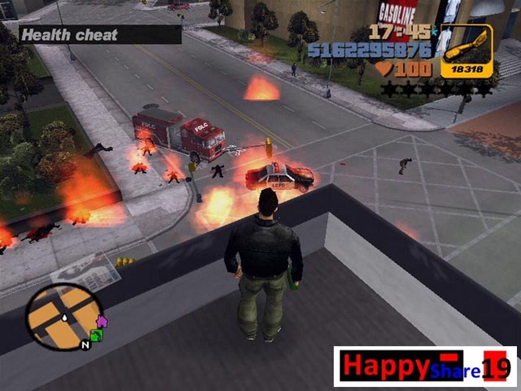 Download Cheat for Game GTA III for PC-Laptop or ...