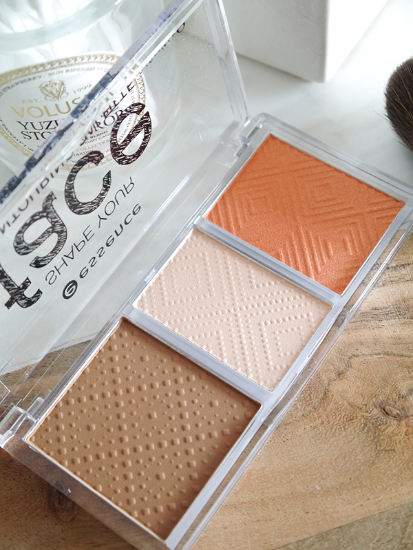 Essence Shape Your Face Contouring Palette