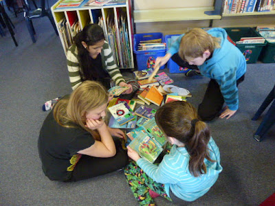 Evaluating our fiction collection