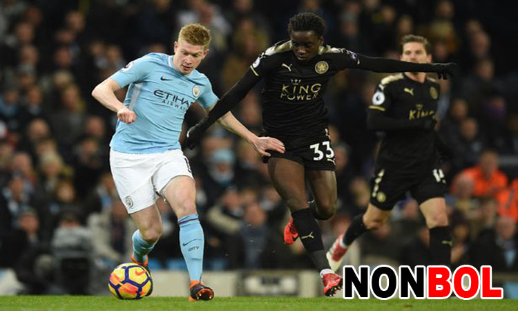 Cuplikan Gol Manchester City 5-1 Leicester City   Liga Inggris Pekan 27