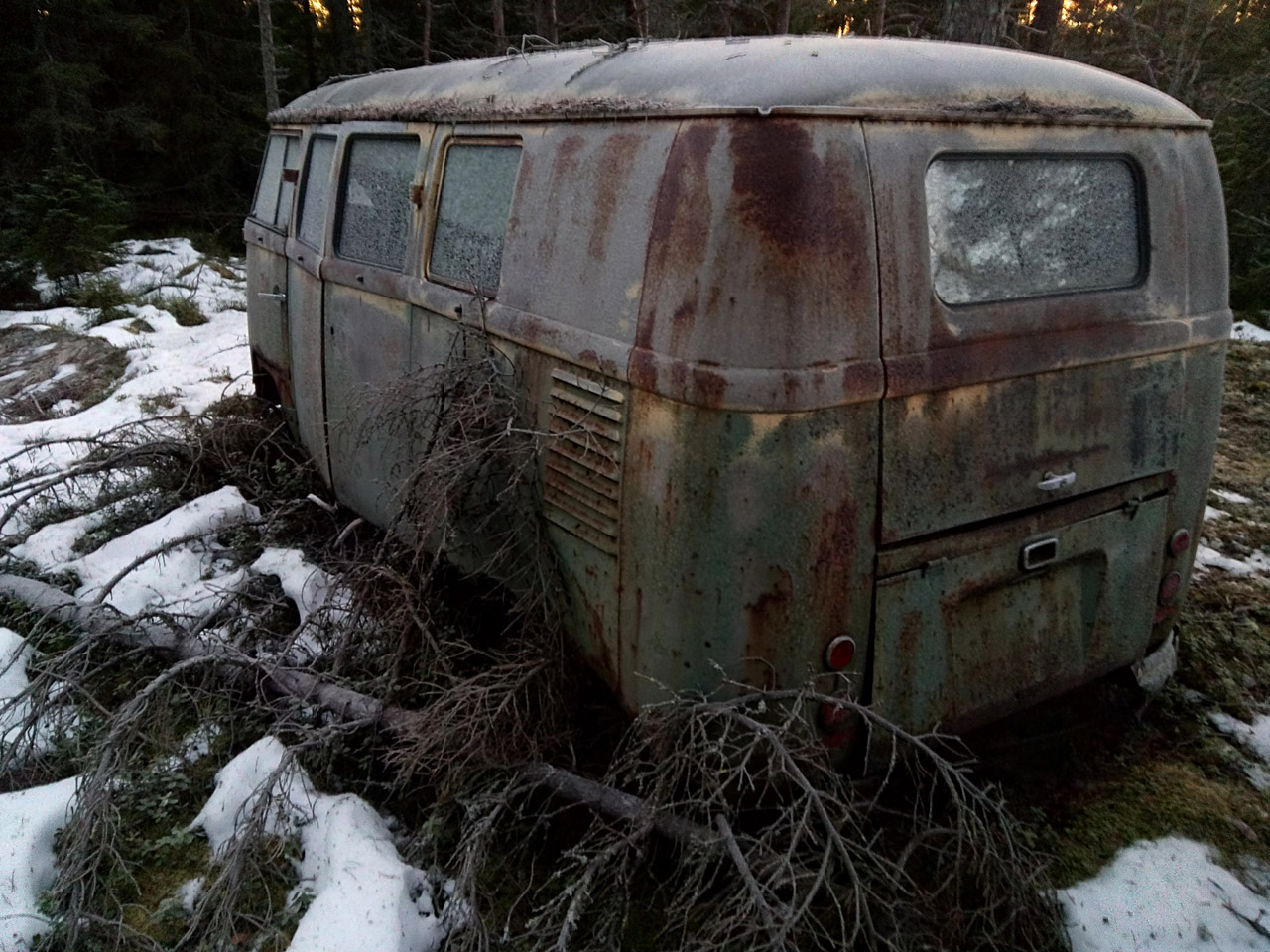 Salvage Car Meaning >> VW KleinBus T1 1955 | VW Bus