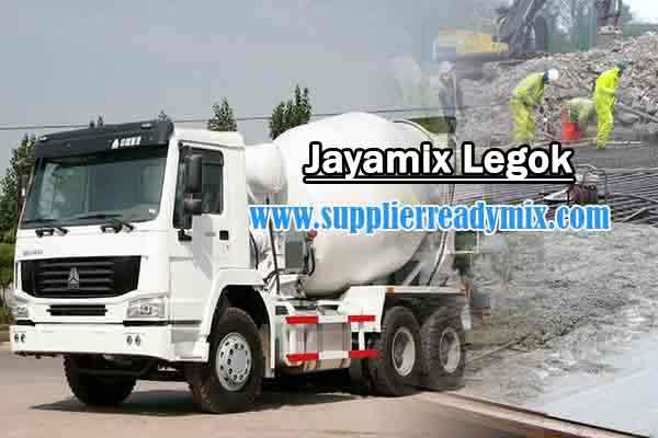 Harga Cor Beton Jayamix Legok Per M3 Terbaru 2020