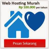 web hosting murah 100 ribu per tahun
