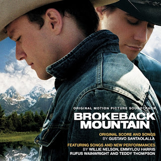 brokeback mountain soundtracks