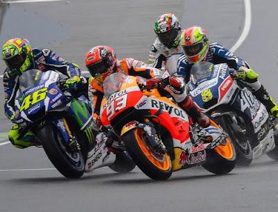 Derita Marquez Ketika Berstatus Musuh Rossi