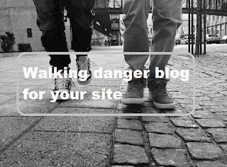 Bahaya Blog Walking Bagi Blog Anda