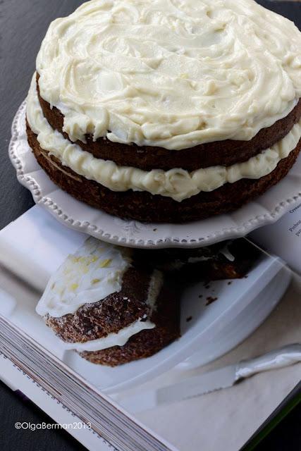 Carrot Cake Recipe With Raisins