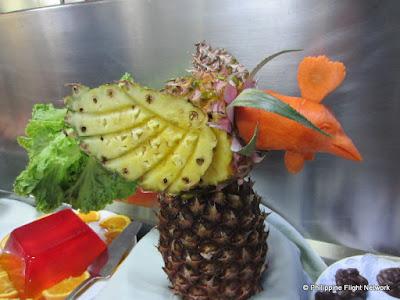 costa victoria fruit art