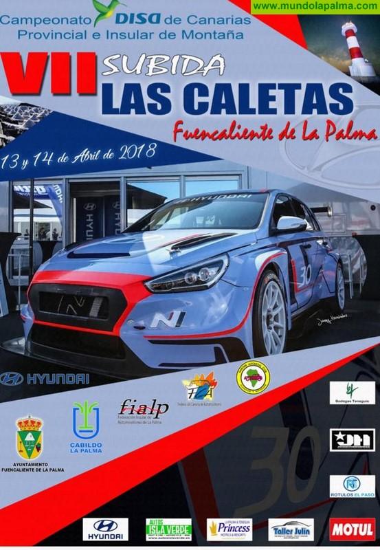 VII Subida Las Caletas 2018