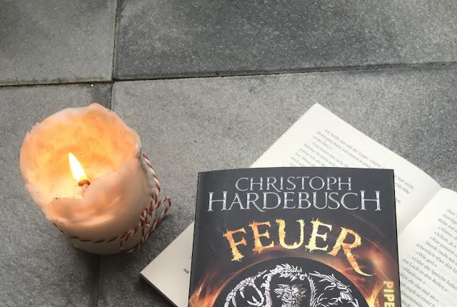 Feuerstimmen - Christoph Hardebusch