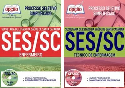 Apostila concurso SES-SC 2017
