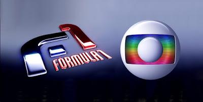 Resultado de imagem para formula 1 logo globo
