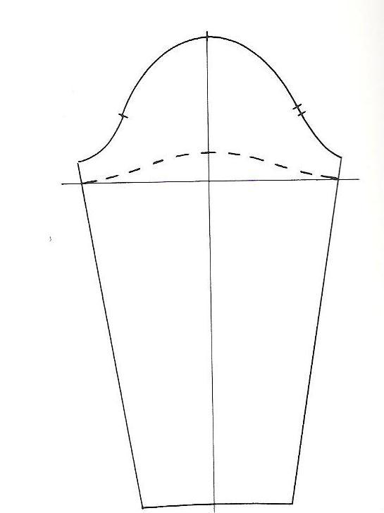 Sleeve Template Tattoo: Sew Many Seams: Tulip Sleeve Tutorial