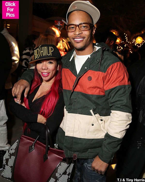 T.I. 'Begged' Tiny To Let Him Back In Their Bed After Weeks Of Sleeping In Separate Bedrooms