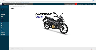 All New Satria F150 FI