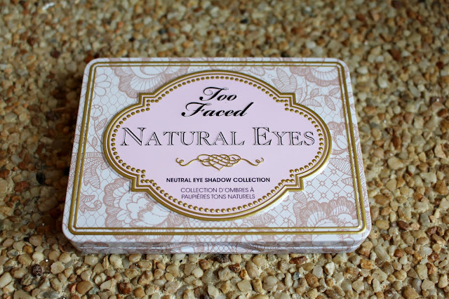 revue natural eyes too faced
