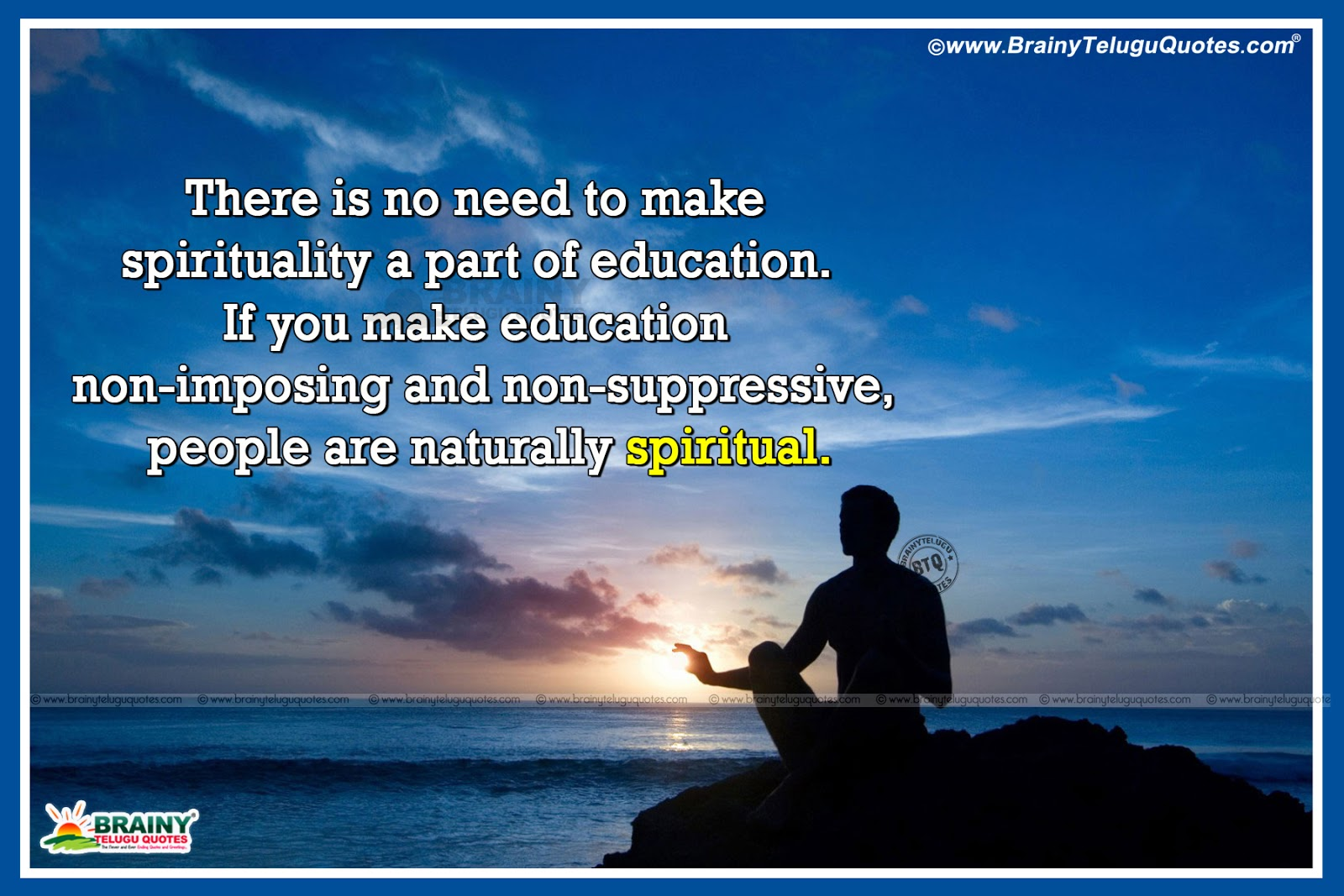 Spiritual Quotes About Life Changes Latest Famous English Great Masters Meditation Quotes With Hd