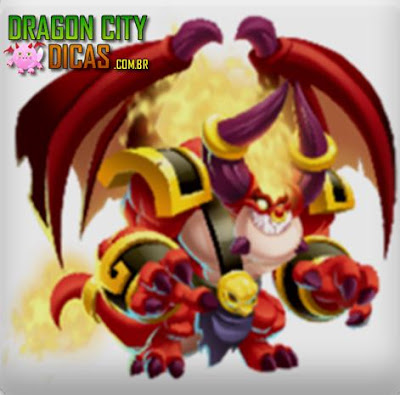 Dragão Satânico - Informações
