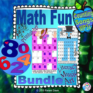 https://www.teacherspayteachers.com/Product/Math-Fun-Math-Centers-2156973