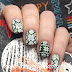 Winter Nail Art Challenge and Twinsie Tuesday: Green Ugly Sweater