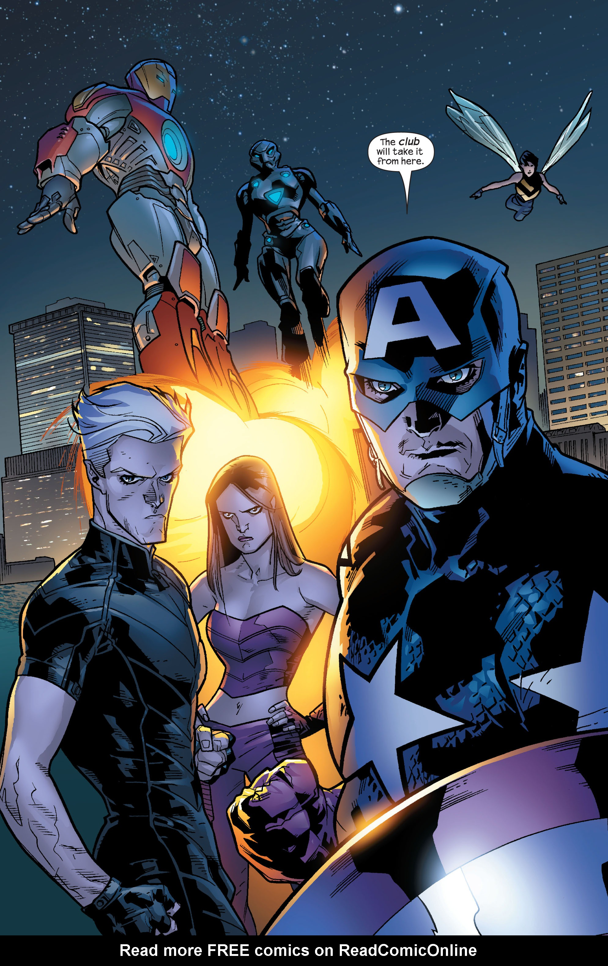 Read online Ultimate X-Men comic -  Issue #63 - 23