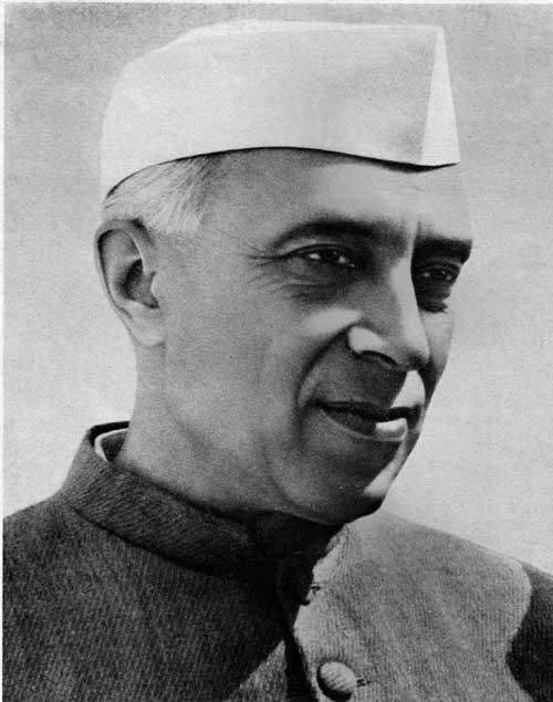 Who was the first PM of India?