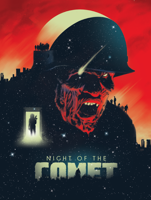 Night of the Comet (poster)