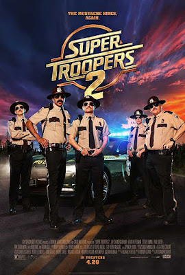 Super Troopers 2 2018 English Movie Free Download HDRip
