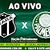 Jogo Ceará x Palmeiras Ao Vivo 10/06/2018