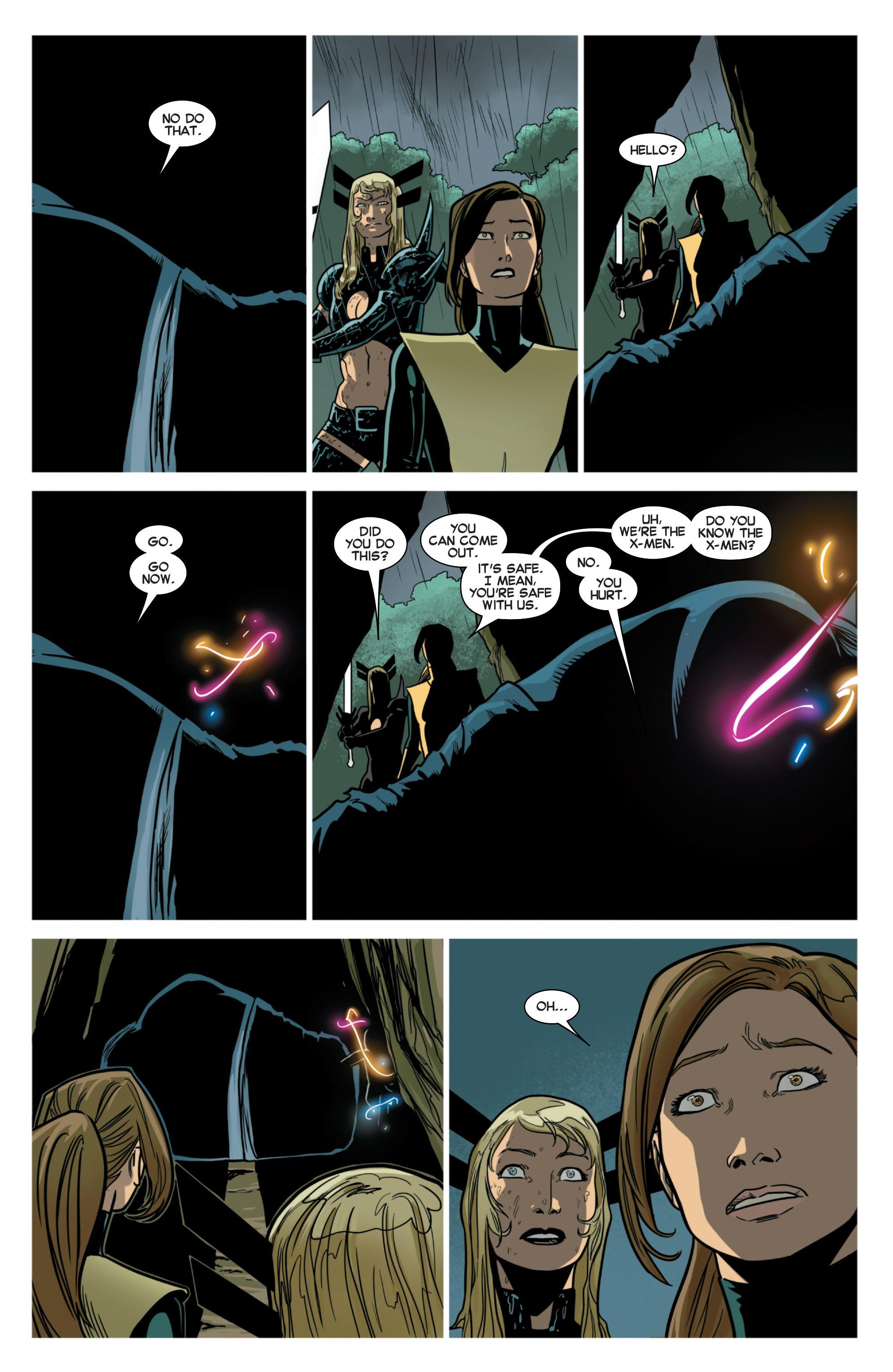 Read online Uncanny X-Men (2013) comic -  Issue #33 - 12