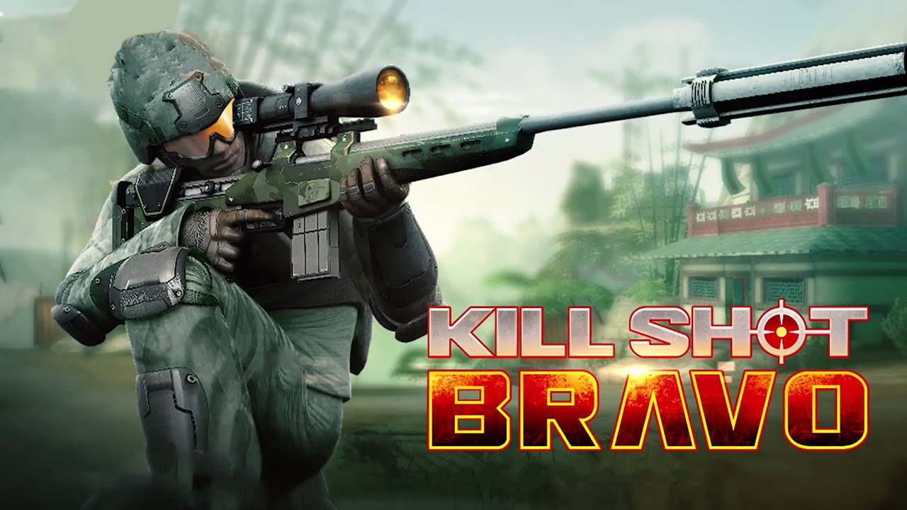 Kill Shot Bravo APK Mod v1.7.3 (Infinite Ammo, No Recoil) for Android