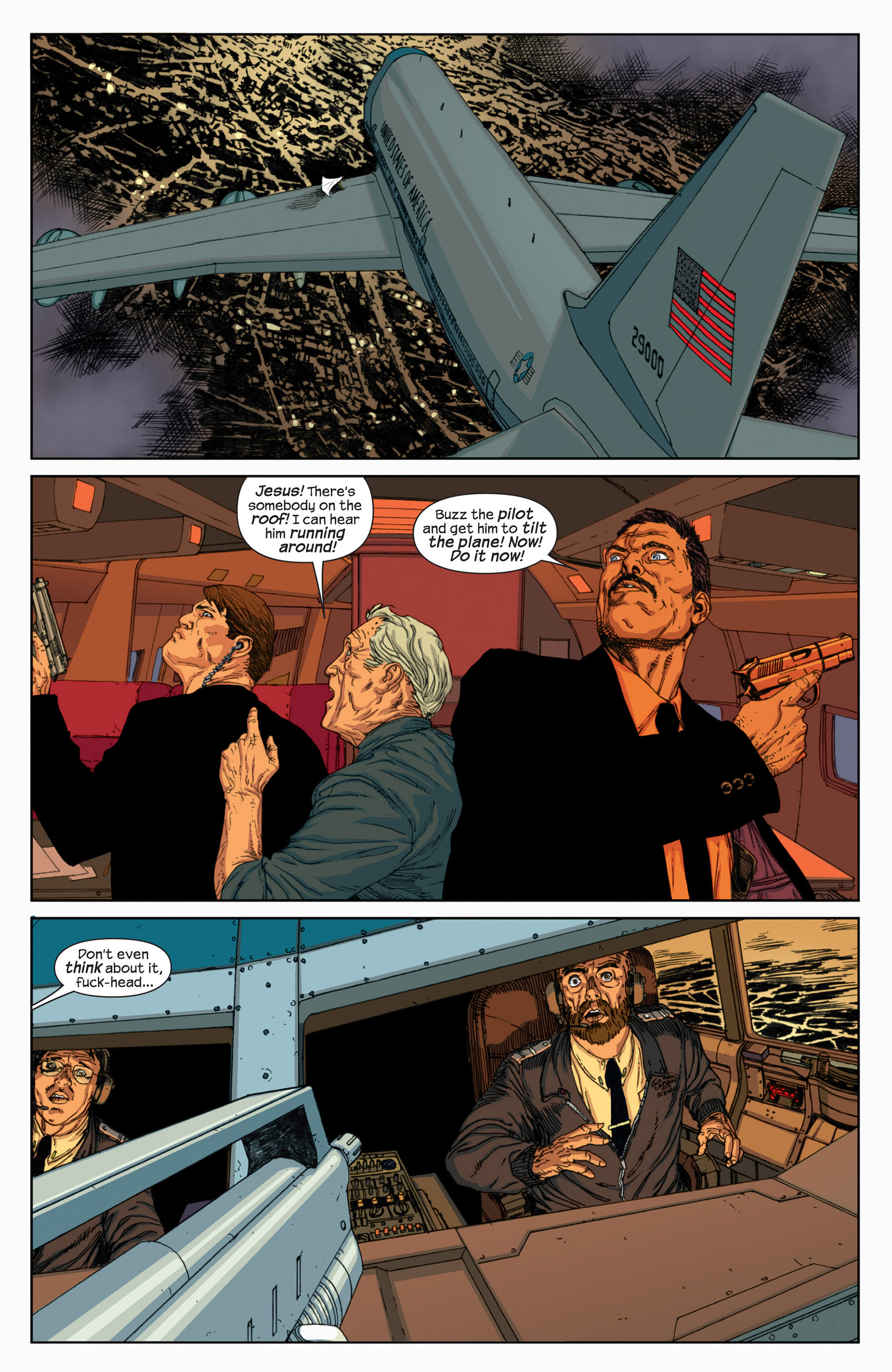 Read online Millar & McNiven's Nemesis comic -  Issue #1 - 19