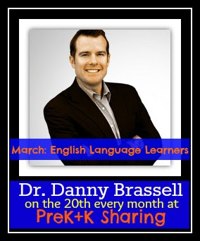 photo of: Dr. Danny Brassell: Teaching English Language Learners at PreK+K Sharing