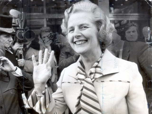 Margaret Thatcher First woman Prime Minister of Great Britain