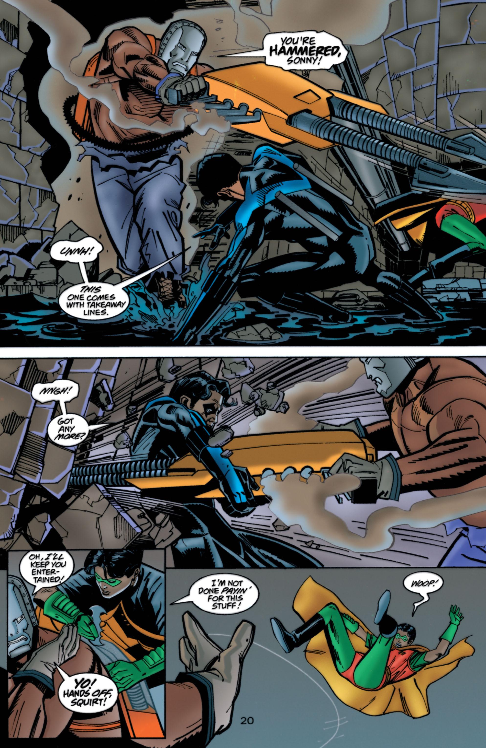 Detective Comics (1937) 728 Page 20