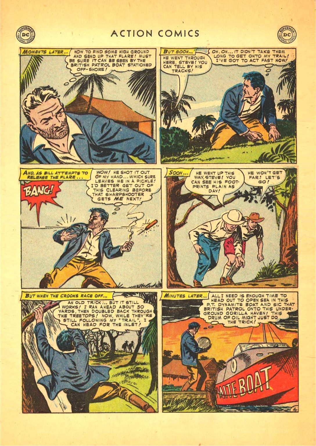 Read online Action Comics (1938) comic -  Issue #166 - 26