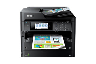 Baixar Epson WorkForce Pro ET-8700 Driver para Windows, Mac e Linux