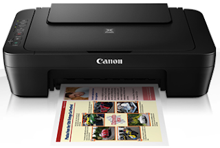 Canon PIXMA MG3052 Driver Download - Windows, Mac