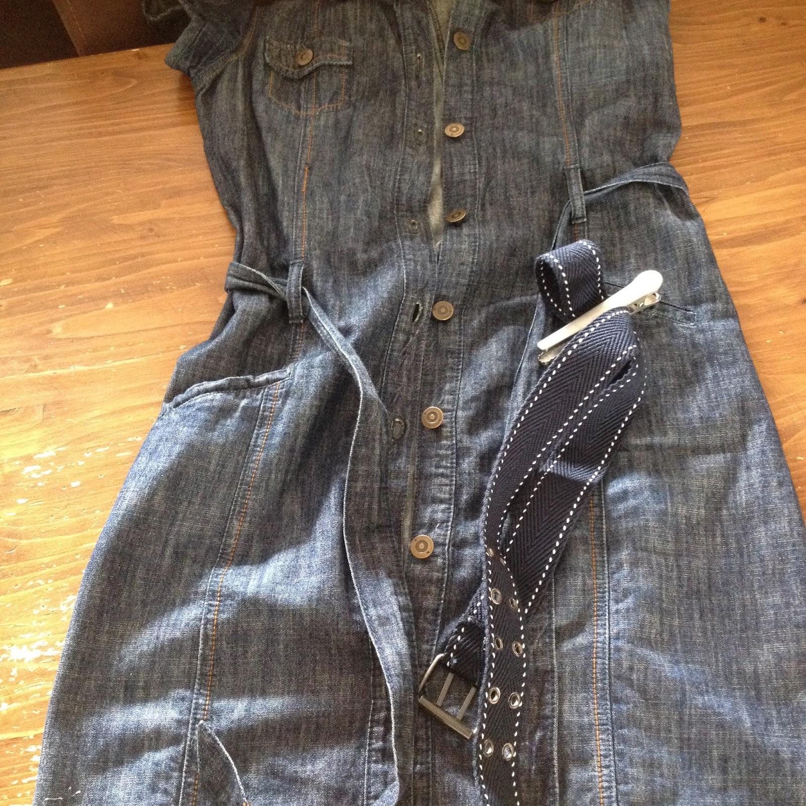 3853aa3373aaae Zelf had ik dit jurkje op de stapel gelegd om te bewaren voor verknippen.  Was nog prima verder