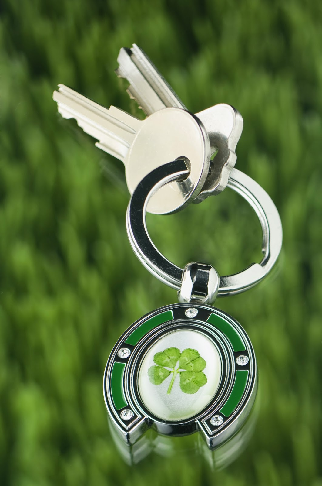 keys with lucky charm