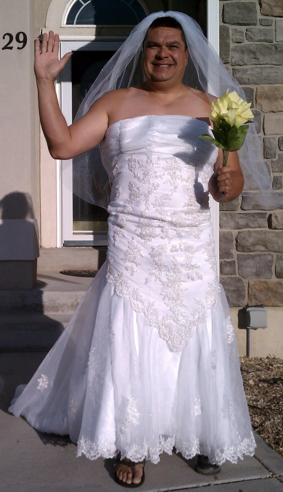 Day 169 White Wedding