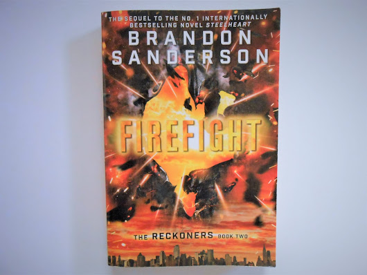Firefight by Brandon Sanderson: Book Review