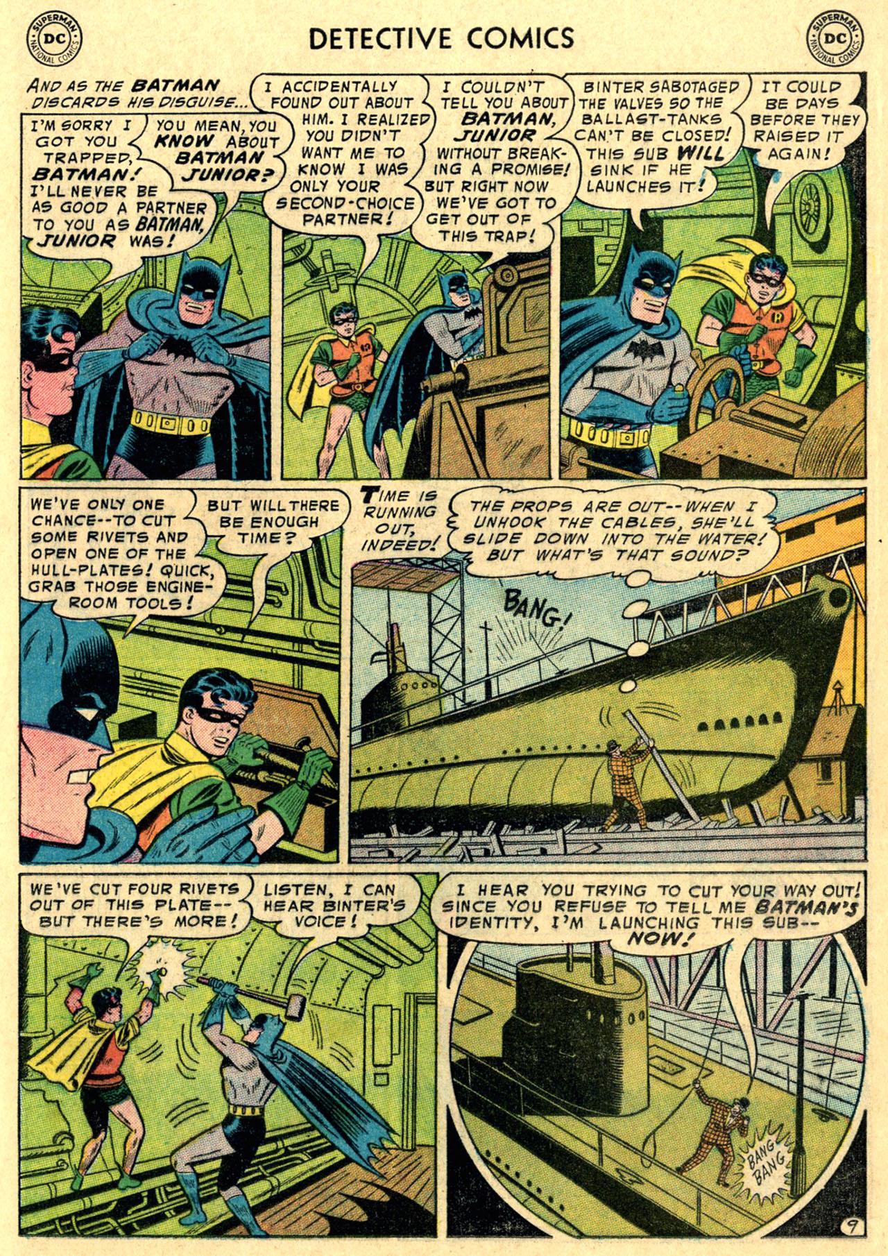 Detective Comics (1937) 231 Page 10