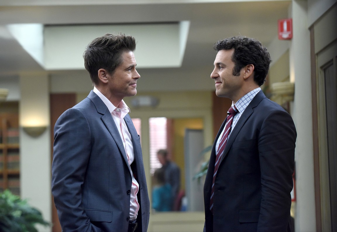 The Grinder - Season 1 Episode 14: The Retooling of Dean Sanderson