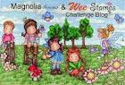 Magnolia Licious challenge blog.