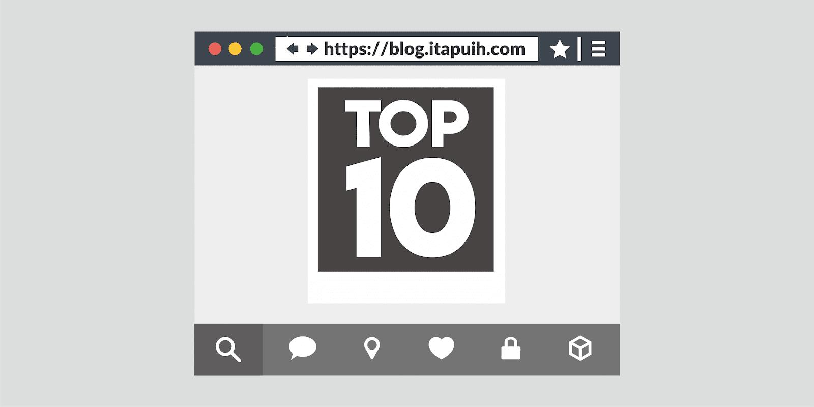 TOP 10 Viral