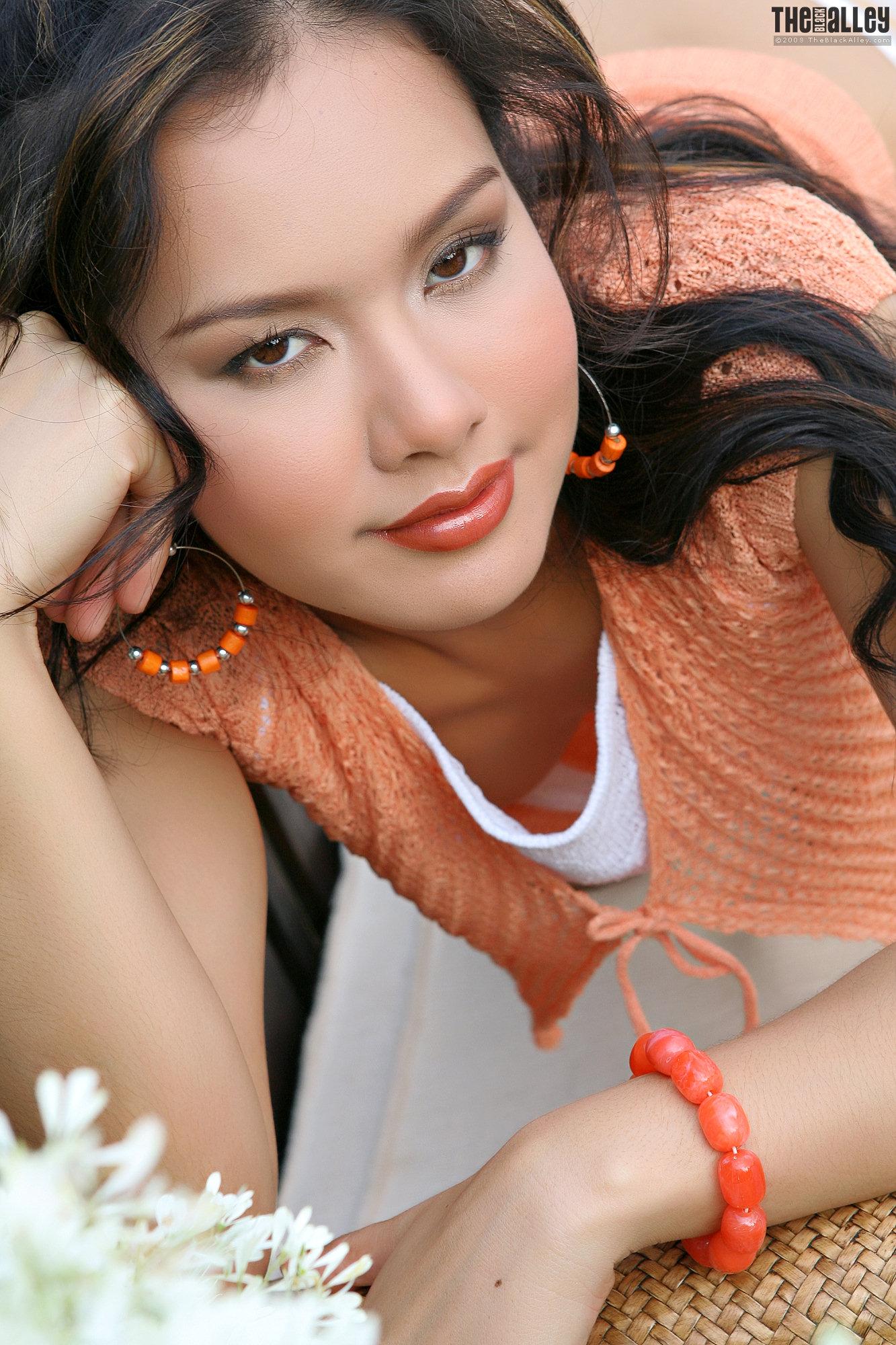 Jasmine Wang | Pretty Naked Phat Ass Asian | TheBlackAlley